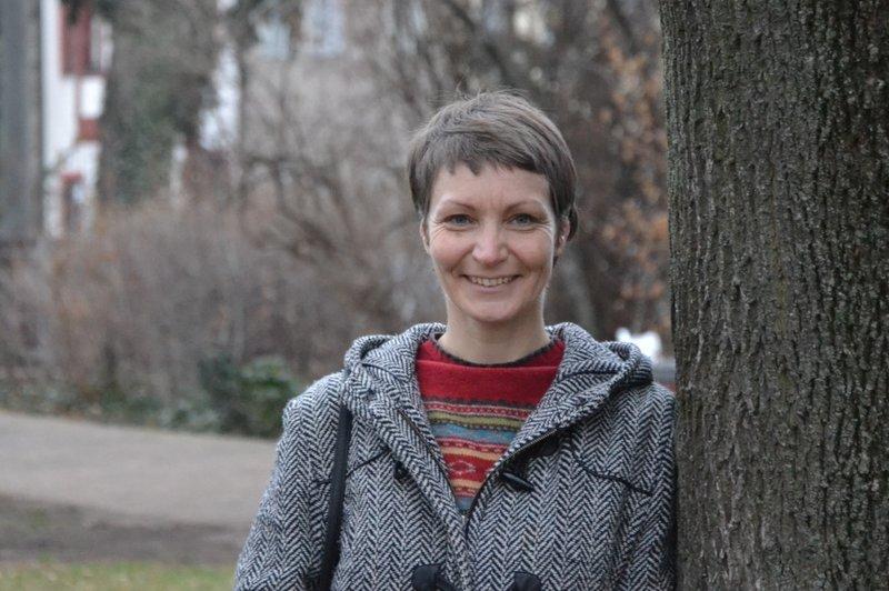 Porträtfoto von Gesa Maschkowski